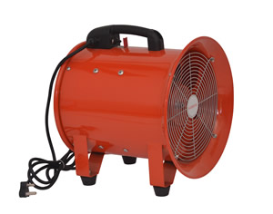 EEZI-VENT PORTABLE VENTILATION UNIT