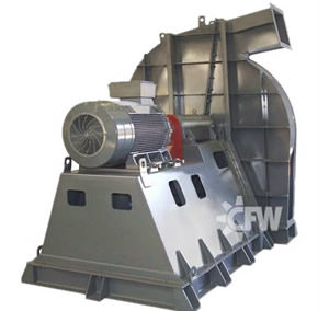 BC-HT & RB-HT BLOWERS
